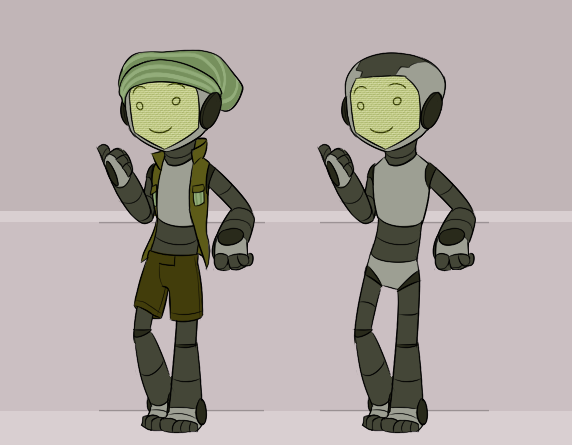 Generic Color Ref For THEO